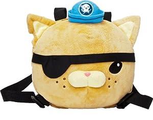 Octonauts Kwaazi Plush Toy Backpack 25 cm