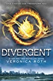 Divergent Cover - Veronica Roth Art Print Poster