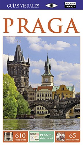 Praga. Guías Visuales 2016 (GUIAS VISUALES)