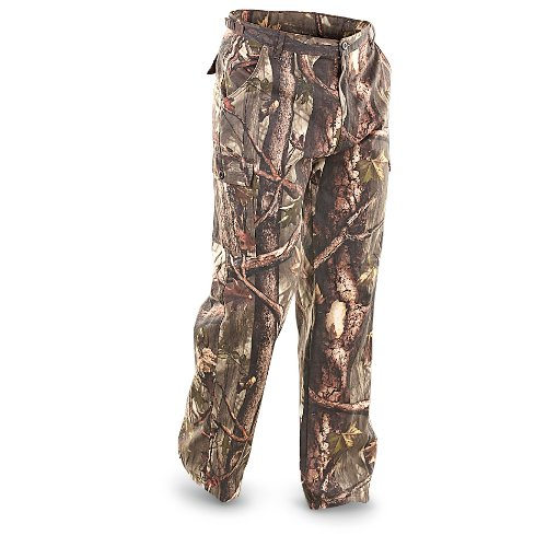 Master Sportsman Men's HD Jungle Pants, X-Large, Sherbrooke Camo (Camo Shirt And Pants compare prices)