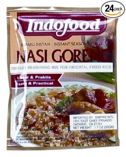 Indofood Nasi Goreng Amazon Com Indofood Nasi