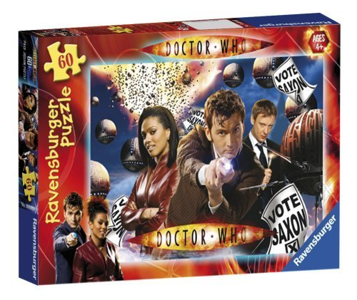 Doctor Who 60 Piece Puzzle by