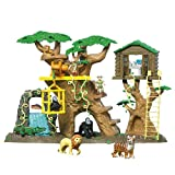 Animal Planet Super Treehouse Playset