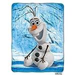 "Disney Frozen Super Plush Throw 46"" x..."