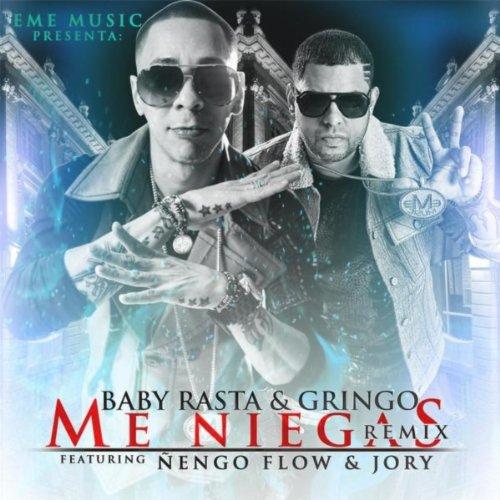 Me Niegas (Remix) [Feat. Nengo Flow & Jory] front-209083