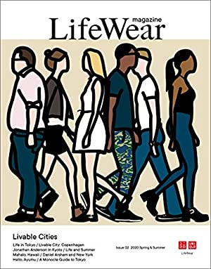 LifeWear magazine Issue 02 Livable Cities (2020 Spring & Summer)