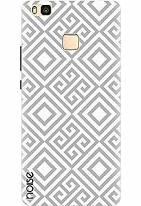 Noise Designer Printed Case / Cover for Huawei P9 lite / Aztec / Maze Runner Design