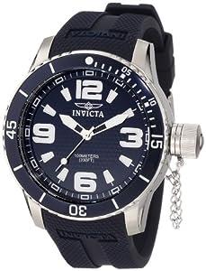 Invicta Men's 1671 Specialty Navy Blue Rubber Watch
