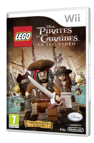 Lego des Pirates des Caraïbes