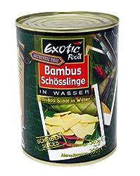 Exotic Tin Bamboo Shoot, 565g