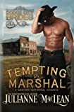 img - for Tempting the Marshal (Dodge City Brides - A Western Historical Romance Trilogy) (Volume 2) book / textbook / text book