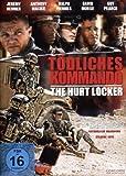 """Bild der DVD von """"The Hurt Locker"""""""