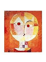 Legendarte Lienzo Senecio di Paul Klee