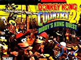 Donkey Kong Country 2 : Diddy Kong's Quest (SNES)