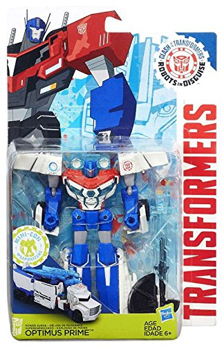 Transformers: Robots in Disguise Clash of the Transformers Optimus Prime Exclusive Action Figure