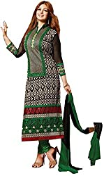 Creative Collection Cotton Printed Salwar Suit Dupatta Material (Un-stitched)
