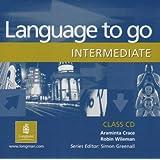 Language to Go Intermediate Class CD