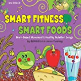 New Kimbo Educational Cd Smart Moves Smart Food Brain-Based Healthy Nutrition Suitable Ages 4 – 9