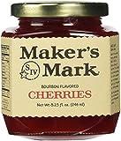 Maker's Mark Bourbon Flavored Gourmet Cherries - 8.25 OZ