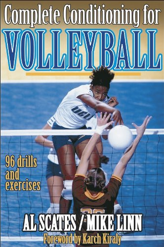 Complete Conditioning For Volleyball (Complete Conditioning For Sports Series)