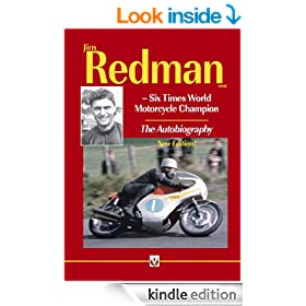 Jim Redman - Six Times World Motorcycle Champion - The Autobiography