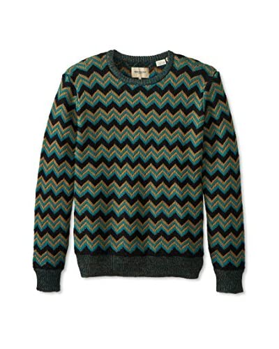 Levi's Made & Crafted Men's Zig Zag Sweater