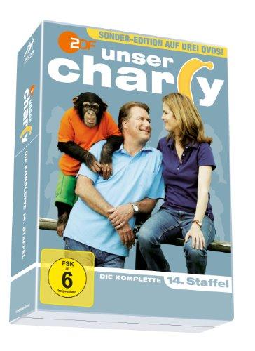Unser Charly - Die komplette 14. Staffel [3 DVDs]