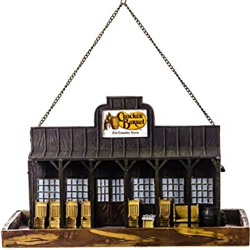 Cracker Barrel Bird Feeder