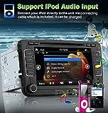 In-Dash-7-Zoll-Digital-Touchscreen-DVD-Spieler-GPS-Navigationssystem-mit-BT-iPod-Fr-VW-Volkswagen-Golf-Amarok-T5-Jetta-EOS-Caddy-Polo-mit-kosten-CANBUS