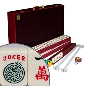 American Mahjong Set ''Classic Royale'' with Pushers