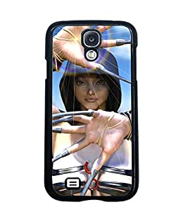 TOUCHNER (TN) Wonderful Back Case Cover for Samsung Galaxy S4::Samsung Galaxy S4 i9500