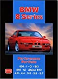 R.M. Clarke BMW 8 Series Performance Portfolio (Brooklands Books Road Test Series): Contains Road and Comparison Tests, Useful Buyer's Guide and Other Information