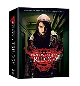 Stieg Larsson Trilogy [DVD] [2010] [Region 1] [US Import] [NTSC]