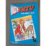 Bunty Book for Girls 1974 (Annual)by D C Thomson