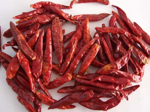 Chinese Whole Dried Red Chile 4 Oz. (Thai Dried Chili compare prices)