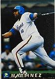 カルビー 野球カード 1998 094 マルティネス 埼玉西武ライオンズ