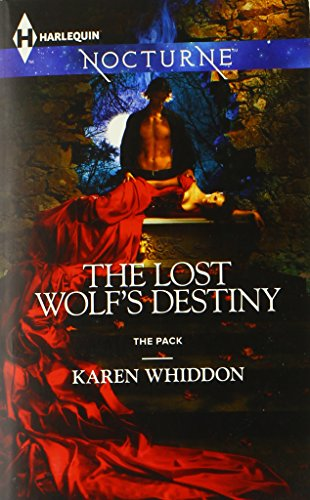 Image of The Lost Wolf's Destiny (Harlequin Nocturne\The Pack)