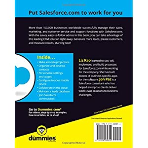 Salesforce.com For Dummie Livre en Ligne - Telecharger Ebook