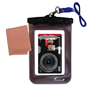 Lightweight Underwater Camera Bag suitable for the Samsung DualView TL220 Waterproof Protection