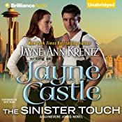 The Sinister Touch: A Guinevere Jones Novel, Book 3 | Jayne Castle