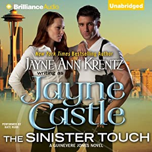 The Sinister Touch: A Guinevere Jones Novel, Book 3 | [Jayne Castle]