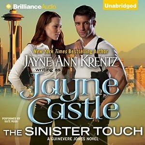 The Sinister Touch: A Guinevere Jones Novel, Book 3 | [Jayne Castle]