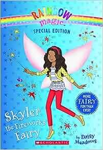 Amazon.com: Skyler the Fireworks Fairy (Rainbow Magic: Special Edition