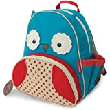 Skip Hop Zoo Pack Little Kid Backpack, Owl