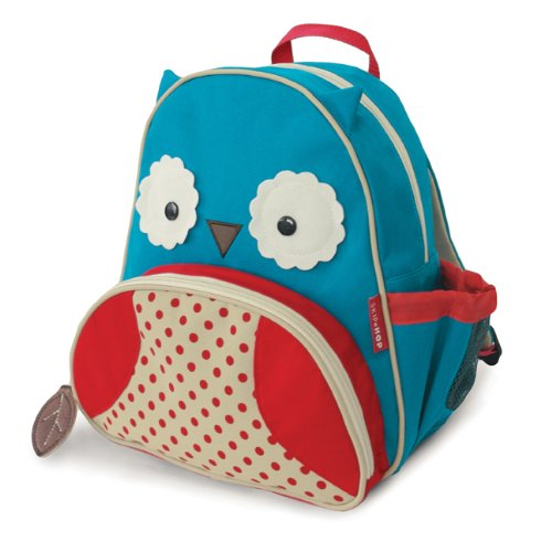 Read About Skip Hop Zoo Pack Little Kid Backpack, Owl