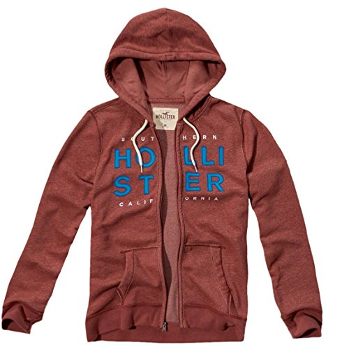 hollister-homme-textured-logo-graphic-hoodie-sweat-a-capuche-sweatshirt-longue-taille-l-burgundy-624
