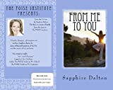 img - for The POISE Institute presents: From Me To You book / textbook / text book