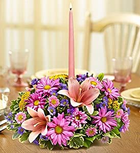 1800Flowers - Pastel Centerpiece - Small
