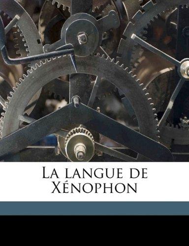 La langue de Xénophon