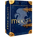 Merlin - L'int�grale des saisons 1 � 3par Colin Morgan